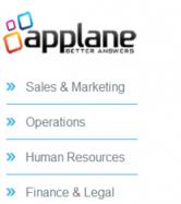 applane מערכת ERP בענן